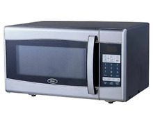 Stainless Steel Microwave Oven Oster 0 9 Cu  ft  900 Watt   Fast Delivery