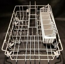 Frigidaire Dishwasher Lower Rack W Basket Part  154239101  5304467883