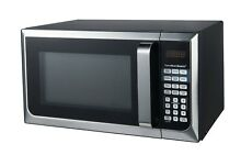 Hamilton Beach 0 9 cu ft  Microwave Oven  Stainless Steel   FREESHIP