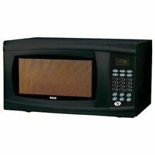 RCA RMW1112 1 1 Cu  Ft  Microwave  Black