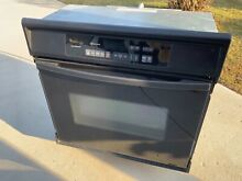 USED  Whirlpool Gold SELF CLEANING Built in Electric OVEN   Accubake System