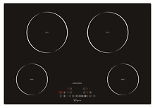 Empava 30  Induction Cooktop Electric Stove Black Vitro Ceramic Smooth Surface