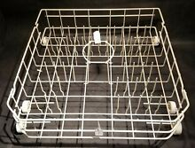 GE Dishwasher Lower Rack W Wheels Part  WD28X305  WD28X10284