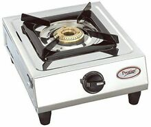 BEST QUALITY  Stainless Steel Single Burner LPG Gas Stove  FREE SHIPPING