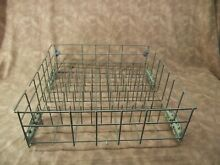 Whirlpool Dishwasher Lower Rack W  Wheels W10199800    NICE