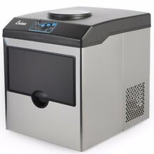 5 Gallon Water Dispenser with Built In Ice Maker Machine Countertop Ice Maker