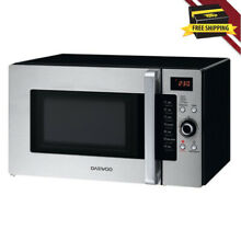 Microwave Oven Convection Kitchen Appliances 1 0 Cu Ft  900W Stainless Steel