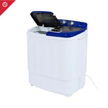 Haier Washing Machine 7gallon Portable Mobile Laundry Washer Camping RV Best New