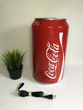 Coca Cola Mini Can Fridge Can Shaped 8cans Storage Collectible Thermoelectric