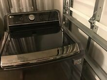 LG both Washer Dryer used for to months good condition comes with all the wires