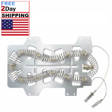 Electric Front Load Heater Heating Element Replacement Samsung Steam Dryer Parts