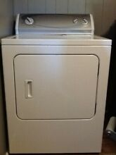 Crosley Dry Washer Machine  White  Excellent Condition  Used by On
