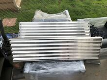 SUB ZERO Refrigerator  used part 36  top louvered grill Built In Refrigerator