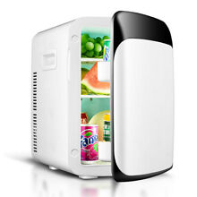 Mini Fridge Electric Cooler   Warmer   AC DC Portable Thermoelectric System 15L