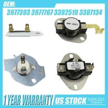 Thermostat Dryer Thermal 3387134 3392519 3977767 3977393 For Whirlpool   Kenmore
