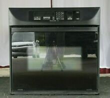 Kitchenaid Superba Single Wall Oven  Top oven from double oven set  KEBS107DBL7