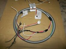 NEW KITCHENAIDE WALL OVEN   MICROWAVE POWER SUPPLY CORD CONDUIT KOCE500ESS09
