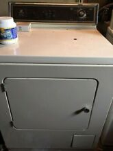 Maytag washing machine and Maytag dryer heavy duty