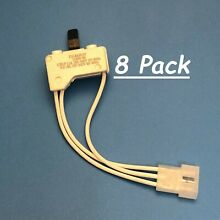 3406107 Dryer Door Switch Whirlpool Kenmore Maytag   Shipping from Canada  Qty 8