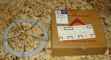4173491 WHIRLPOOL GAS RANGE TOP BURNER GRATE   GRAY   NEW OLD STOCK OPEN BOX
