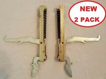 NEW 00414511 Thermador Hinges 30  FREE EXPRESS SHIPPING TODAY     2 PACK