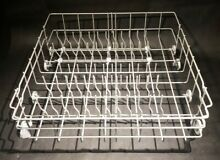 Frigidaire Dishwasher Lower Rack Part  154866902 W Wheels  Free Shipping