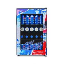 Pepsi Beverage Cooler 90 Can Capacity Freestanding Refrigerator  Perfect for Sod