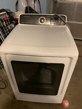 Samsung Front Load Dryer  Electric in white large load Vented for faster drying