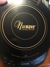 Nuwave Pic Gold Precision Induction Portable Cooktop Model  30201 AQ 1500W