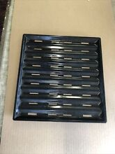 Viking Gas Range Broiler Pan  Rack   Tray   upper grid tray only USED 15  x 13