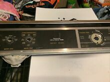 Kenmore 700 Series Washer Control Panel  W11233070  W10680098  W10687486