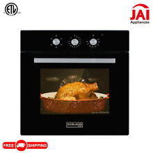Gasland Chef ES605MB 24  Built in Single Wall Oven with 5 Cooking Functions