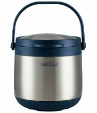 Billyboil Thermal Cooker 4 5L Stainless Steel and Vacuum Insulated Cooking Pot