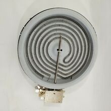 Kitchen Aid STOVE   9757028  Element  Surface  warm Zone  100W  USED OEM
