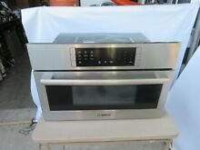 2014 BOSCH 30 INCH STAINLESS STEEL MICROWAVE CONVECTION OVEN HMC80251UC 01_DEAL