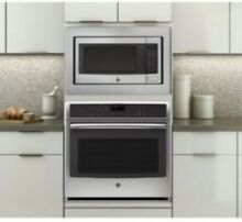GE Caf  Series  Built In Wall Microwave and Convection Oven SET