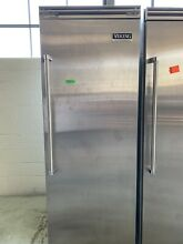 Viking VCRB5303RSS 5 Series 18 4 Cu  Ft  All Refrigerator   Silver