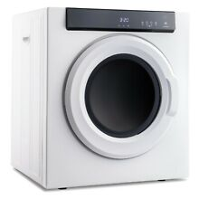 Electric Portable Clothes Dryer with Touch Screen for Apartments Dormitory RVs