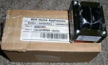 BOSCH THERMADOR RANGE HOOD TRANSFORMER 499780   NEW  JT