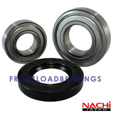 NEW  QUALITY FRONT LOAD BOSCH WASHER TUB BEARING AND SEAL KIT  FITS TANK 613084