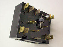Whirlpool Maytag Amana Range 10 Pos Element Switch Y0309399 0309399 309399