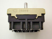 GE Oven Selector Switch  292819  103 9337361