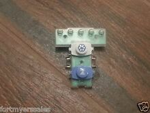WH01X10591 GE Washer Button 189D2761G014