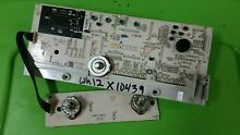 GE Washer Electronic Control Board Part   WH12X10439