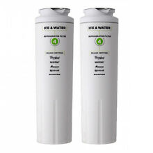 EveryDrop Whirlpool UKF8001 EDR4RXD1 4396395 FILTER4 46 9006 Water Filter 2 Pack