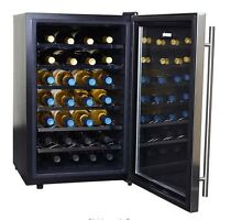 28 Bottle Thermoelectric Wine Cooler