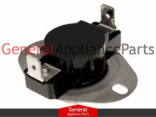 Dryer High Limit Thermostat Switch Fits Whirlpool Maytag Kenmore  3391914 313093