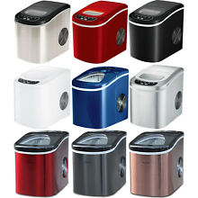 Ice Maker Igloo Compact Countertop Ice Cube Maker   Choose Your Color