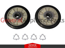 Rear Drum Support Roller Kit Fits Whirlpool Maytag   3397590 340352 349241