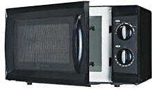 Westinghouse WCM660B 600 Watt Counter Top Microwave Oven  0 6 Cubic Feet  Black